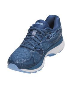 asics - GEL-NIMBUS 20 Laufschuhe Asics blau