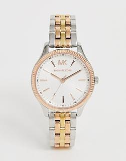 MICHAEL KORS - MK6642 Lexington - Armbanduhr, 36 mm - Silber