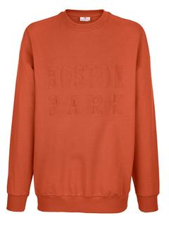 Boston Park - Sweatshirt Boston Park Terracotta