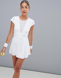 HEAD - Weißes Funktions-Kleid - Weiß