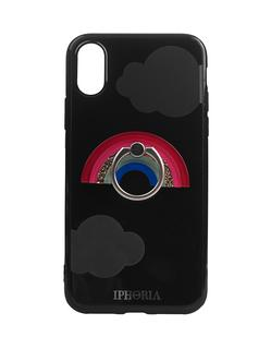Iphoria - Case IPhone X/Xs Ring Happy Rainbow