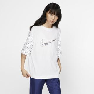 Nike - Sportswear Unité Totale Women's Short-Sleeve Top - White