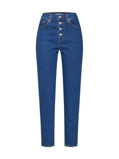 Levis - Jeans 'EXPOSED BUTTON MOM JEAN'
