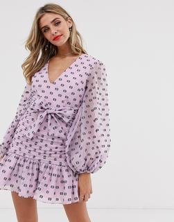 Keepsake - Call Me Mini Dress