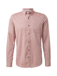 Tom Tailor - Strukturiertes Hemd mit Brusttasche