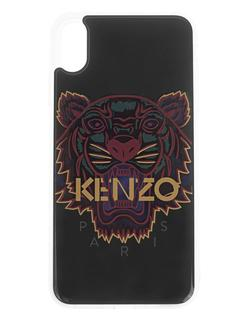 Kenzo - Iphone Xs Max 3D Tiger Head Black