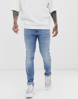 G-Star - Revend skinny fit jeans in light aged