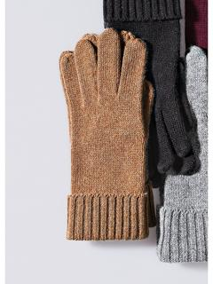 Peter Hahn - Handschuh aus 100% PREMIUM Kaschmir Peter Hahn Cashmere braun