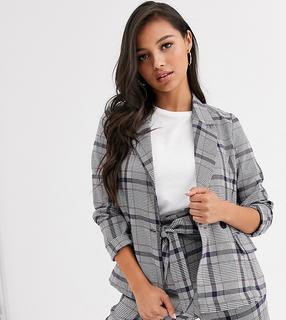 Y.A.S Petite - check blazer