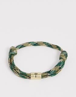 Classics 77 - cord bracelet in khaki