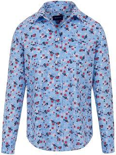 GANT - Bluse GANT blau