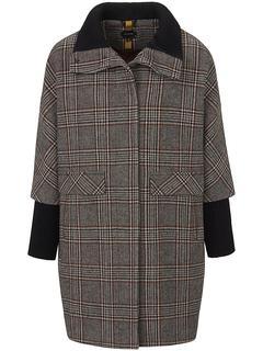 comma - Wool jacket comma, multicoloured