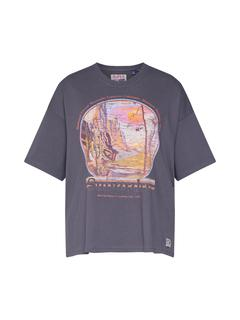 Superdry - Shirt ´BOYFRIEND BAND GRAPHIC TEE´