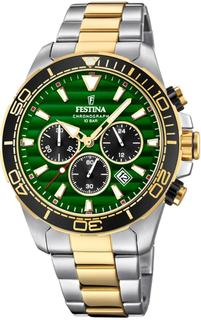 FESTINA - Chronograph-Uhr ´Prestige Kollektion, F20363/4´