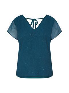 Esprit Collection - Blusenshirt ´SOFT GLITTER CR´