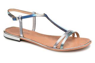 Les Tropéziennes par M Belarbi - Brune 2 - Sandalen für Damen / blau
