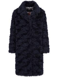 Schneiders Salzburg - Faux fur coat Schneiders Salzburg blue
