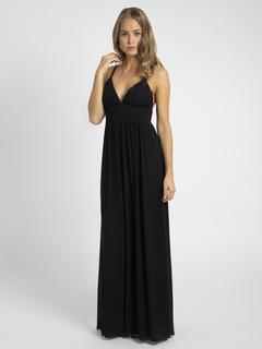Apart - Chiffon-Kleid mit Schleifen