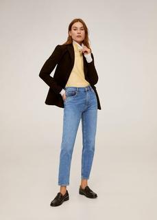 MANGO - Mom-fit jeans