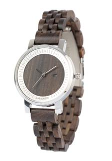 Laimer - Damen Armbanduhr Holzuhr ´Julia´