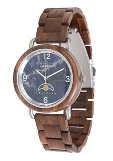 Laimer - Damen Armbanduhr Holzuhr ´Gertrud´