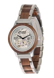 Laimer - Damen Armbanduhr Holzuhr ´Romi´