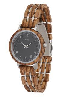 Laimer - Damen Armbanduhr Holzuhr ´Elly´