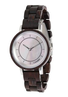Laimer - Damen Armbanduhr Holzuhr ´Karolin´