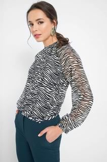 ORSAY - Bluse mit Zebramuster