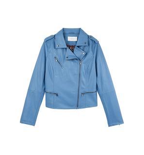 Promod - Jacke aus Kunstleder