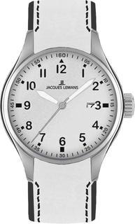 Jacques Lemans - Uhr ´Sport, 1-1982D´