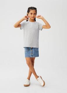 MANGO KIDS - Shirt aus bio-baumwolle