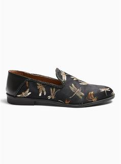 House of Hounds - Mens Multi House Of Hounds Satin Dragonfly Loafers, Multi