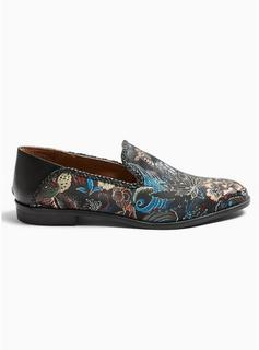 House of Hounds - Mens Multi House Of Hounds Satin Swirl Loafers, Multi