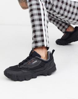 puma - Trailfox Overland – Sneaker in Schwarz