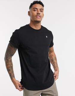 G-Star - Lash – Schwarzes T-Shirt