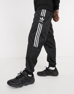 adidas Originals - Jogginghose mit Logo in Schwarz