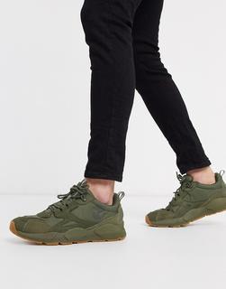 Timberland - Ripcord Arctra – Sneaker mit niedrigem Schaft in Khaki-Grün