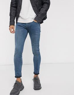 G-Star - Revend – Eng geschnittene Jeans-Blau
