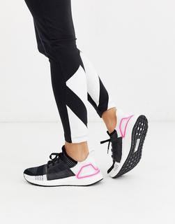 adidas Performance - adidas Running – Ultraboost 19 – Schwarze Sneaker