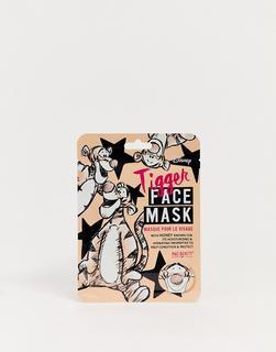M.A.D Beauty - Disney – Tigger – Gesichtsmaske mit Tierdesign-Keine Farbe