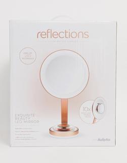 Babyliss - Ultra schmaler Beauty-Spiegel mit LED-Beleuchtung-Keine Farbe