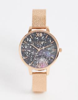 Olivia Burton - Celestial – Armbanduhr in Roségold