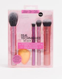 Real Techniques - Everyday Essentials – Pinsel-Set-Keine Farbe