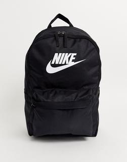 Nike - Heritage – Schwarzer Rucksack