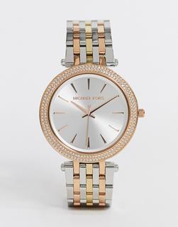 MICHAEL KORS - Darci – Armbanduhr aus verschiedenen Metallen, MK3203-Mehrfarbig