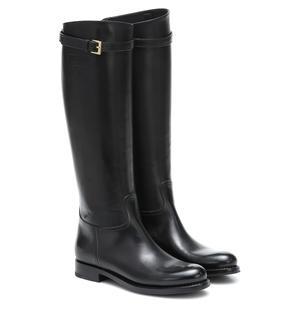 Prada - Stiefel aus Leder