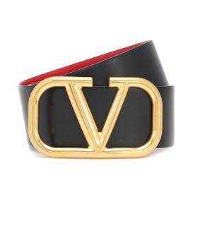 Valentino Garavani - Wendbarer Gürtel VLOGO