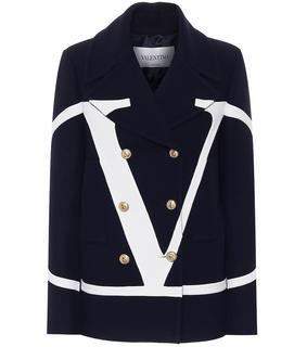 Valentino - Jacke VLOGO aus Wolle