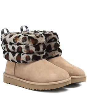 UGG - Ankle Boots Fluff Mini